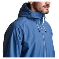 Barbour Howtown Mens Waterproof Lightweight Outdoor Jacket, Loch Blue XL